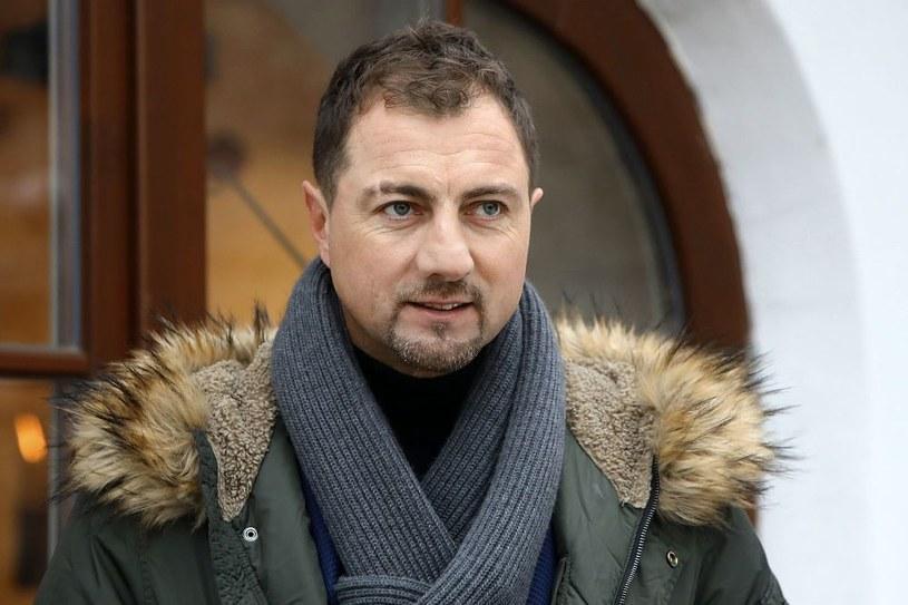 Słynny bramkarz zagra kolegę Darka (Andrzej Niemyt) z dawnych lat /www.barwyszczescia.tvp.pl/