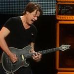 Słynny gitarzysta w szpitalu