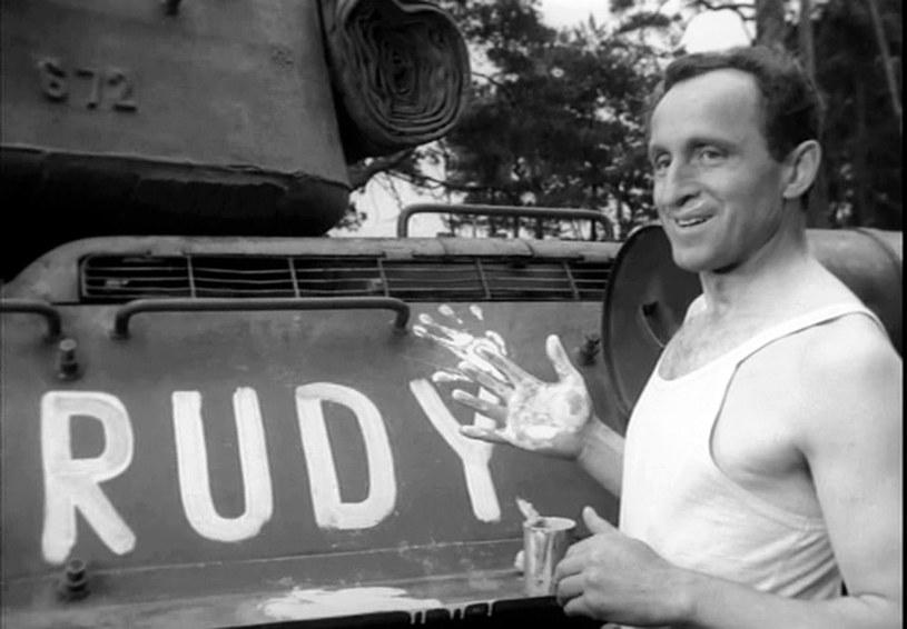 """Słynny """"Rudy"""" nie był jednym pojazdem. W jego rolę wcieliło się aż kilka czołgów /East News"""