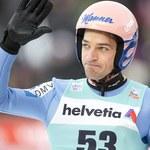 Słynny skoczek narciarski kończy karierę. Teraz będzie policjantem