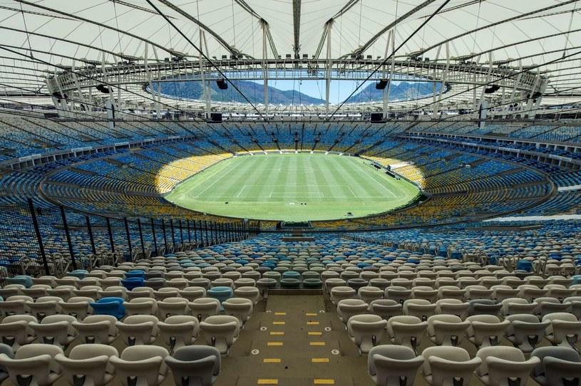 Słynny stadion Maracana - jedna z aren mundialu w Brazylii /AFP