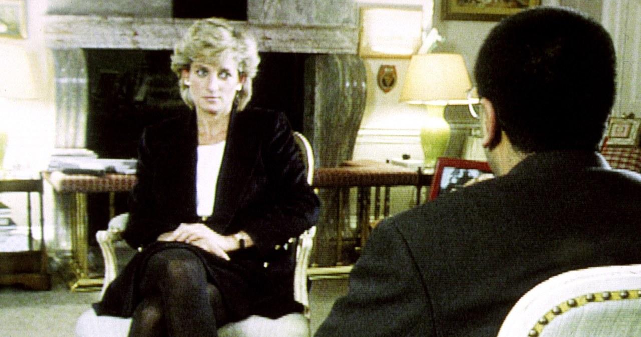 Słynny wywiad księżnej Diany w BBC: Dziennikarz dopuścił się oszustwa