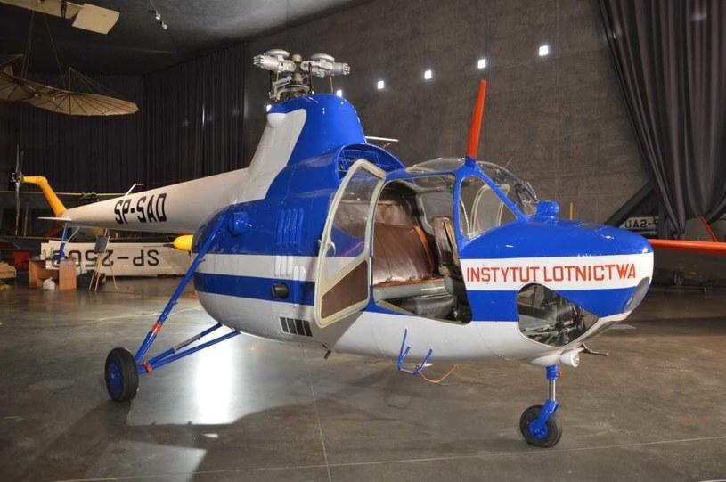 SM-1 ze zbiorów Muzeum Lotnictwa Polskiego w Krakowie /Feniks Reco /materiał partnera