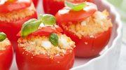 Smak lata - faszerowane pomidory