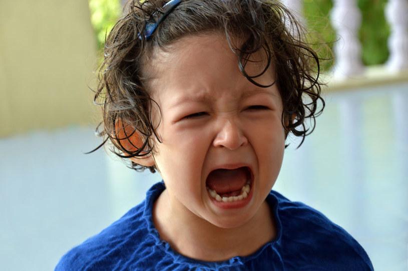 Smak łez jest obrzydliwy. One są gorzkie i słone, a kiedy jest ich za dużo, dławią w gardle i pieką na twarzy /123RF/PICSEL