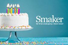 Smaker.pl podsumowuje kampanię na dziesięciolecie