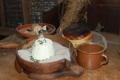 Smakołyki z Bieszczad: Sery z Bukowca