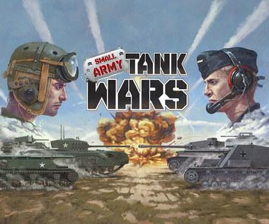 Small Army: Tank Wars - wspólna gra planszowa Bored Games i COBI już w sprzedaży