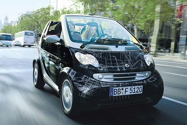 smart cabrio 2003 (kliknij) /INTERIA.PL
