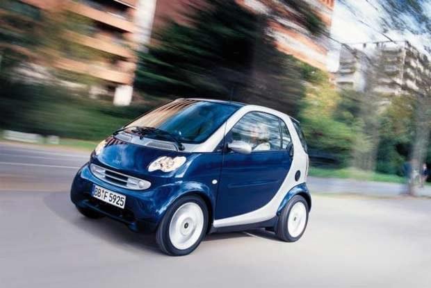 Smart city-coupe (kliknij) /INTERIA.PL