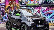 Smart Electric Drive w Genewie