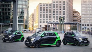 Smart Electric Drive zadebiutuje w Paryżu