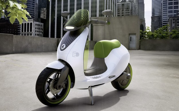 Smart escooter /