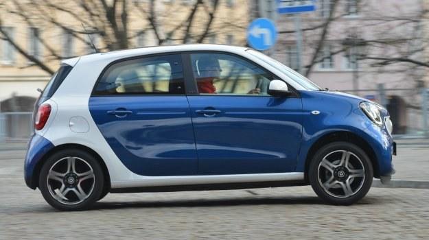 Smart Forfour /Motor