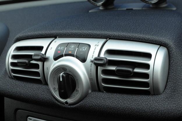 smart fortowo klimatyzacja /Motor