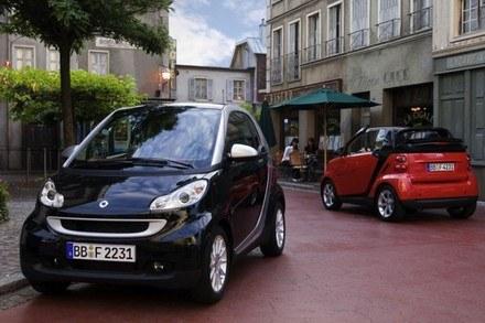 Smart fortwo diesel jest najoszczędniejszy /