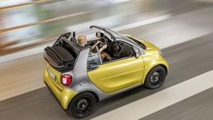 Smart Fortwo w wersji Cabrio