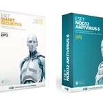 Smart Security 6 i NOD32 Antivirus 6  - nowości ESET-a