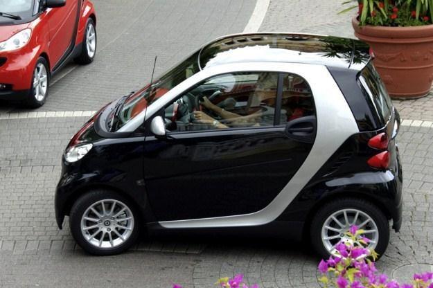Smart to auto dwumiejscowe /