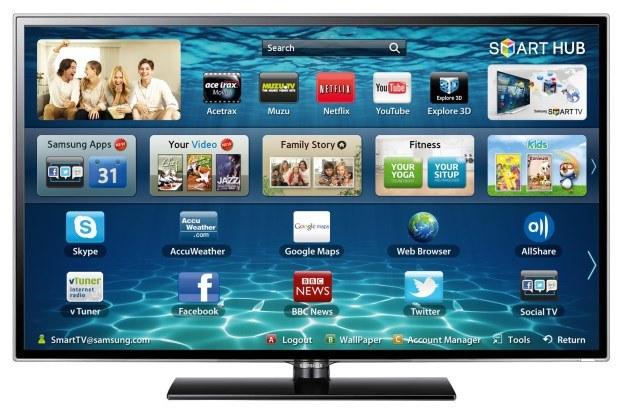 Smart TV Samsunga wkrótce z odtwarzaczem multimedialnym Boxee /materiały prasowe