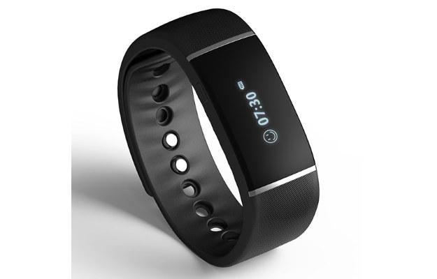 Smartband Manta E-Band Smart Bracelet /materiały prasowe