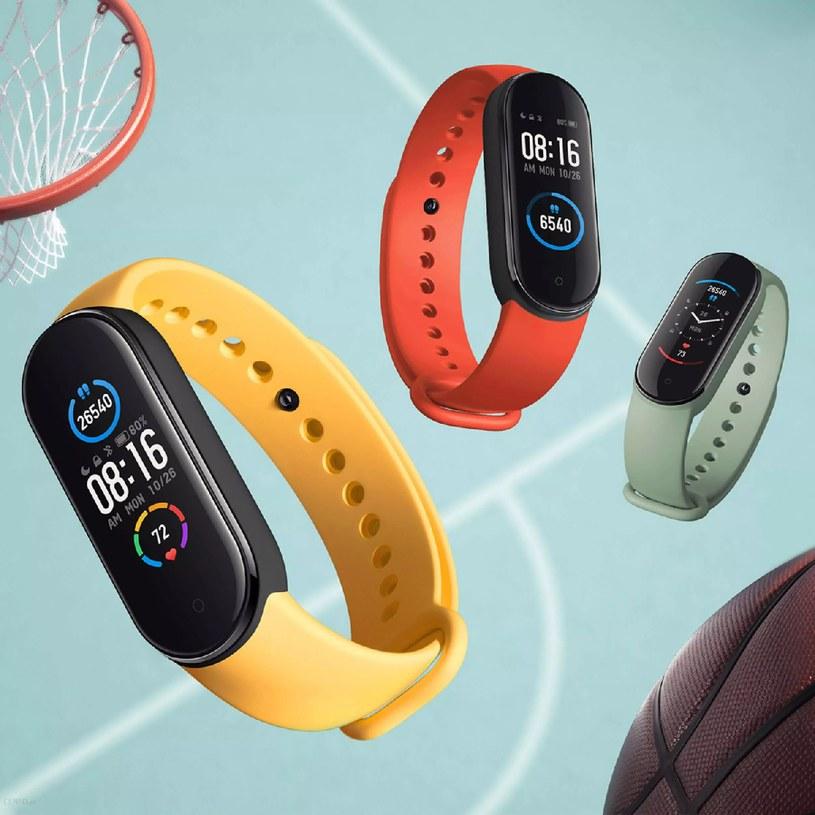 Smartband sprawdzi się jako gadżet dla osób, które ze względu na stan zdrowia, muszą kontrolować swój organizm /materiały promocyjne