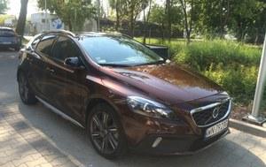 Smartfon i multimedia w Volvo V40 Cross Country