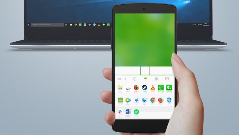 Smartfon jako zamiennik gryzonia /materiały prasowe
