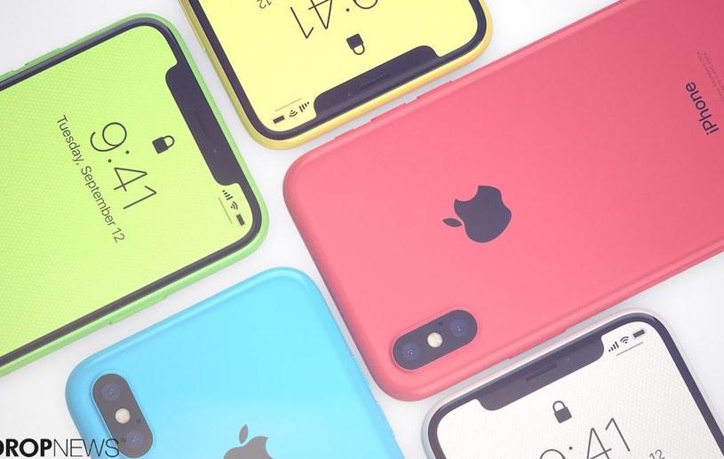 Smartfon jest połączeniem iPhone'a X i iPhone'a 5C /iDropNews /Internet
