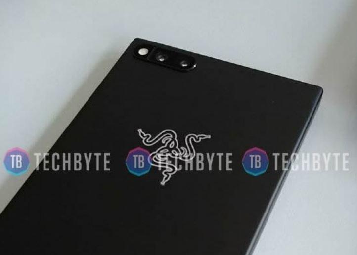 Smartfon Razera będzie posiadał podwójny aparat /Techbyte /Internet