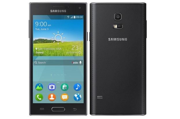 Smartfon Samsung Z z systemem operacyjnym Tizen /materiały prasowe