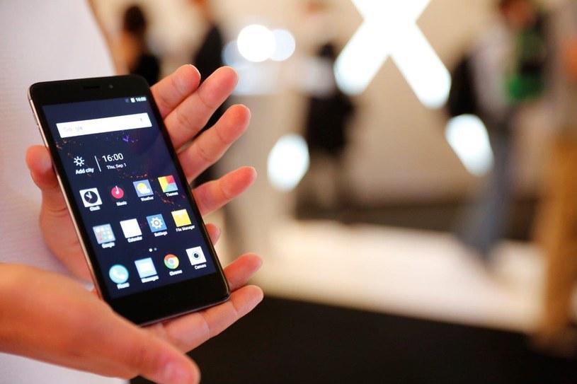 Smartfon TP-LINK Neffos X /materiały prasowe