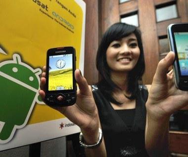 Smartfony - Android wyprzedził Symbiana