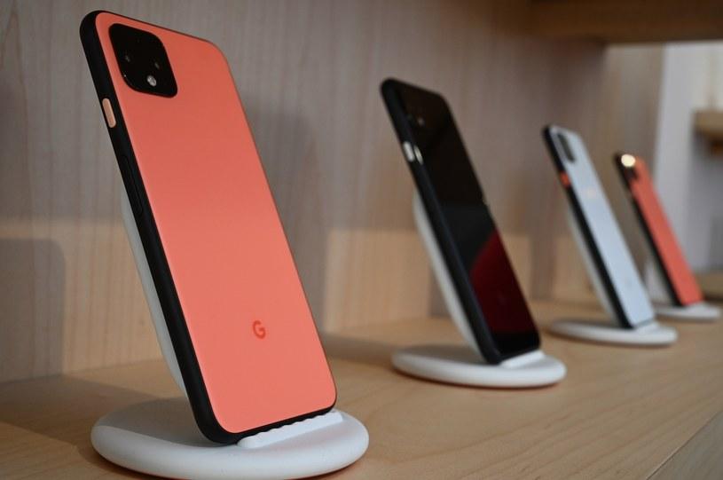 Smartfony Google Pixel 4 /AFP