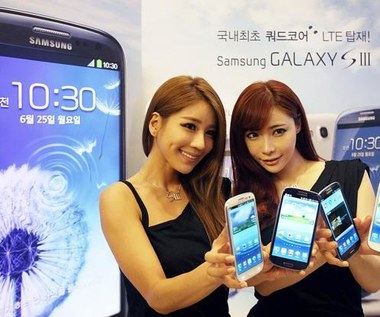 Smartfony Samsunga podbijają Europę. Apple ma problem