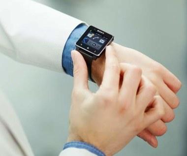 SmartWatch 2 – inteligentny zegarek Sony