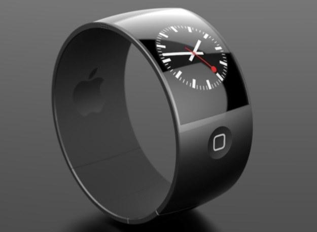 Smartwatch Apple już w przyszłym roku. Jak będzie wyglądał? (Fot. Yanko Design) /materiały prasowe