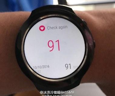 Smartwatch HTC na zdjęciach