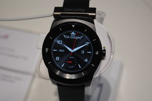 Smartwatch LG G Watch R - pierwsze wrażenia z IFA 2014