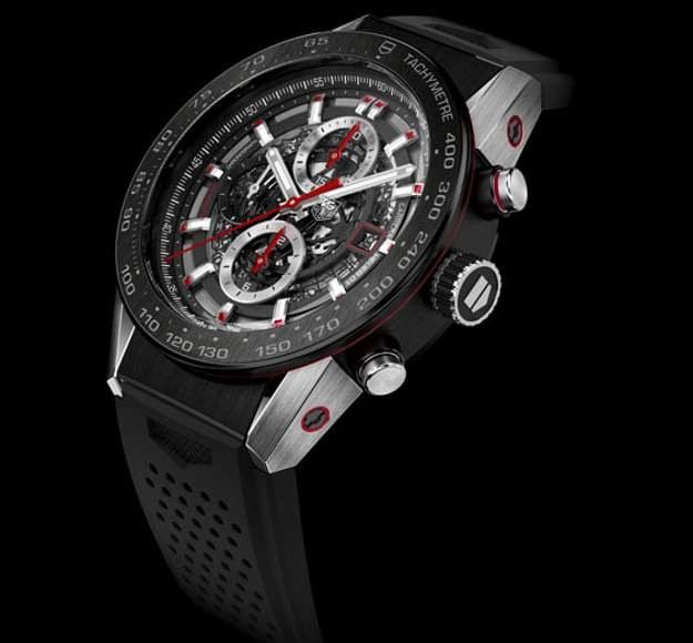 Smartwatch Tag Heuer /materiały prasowe