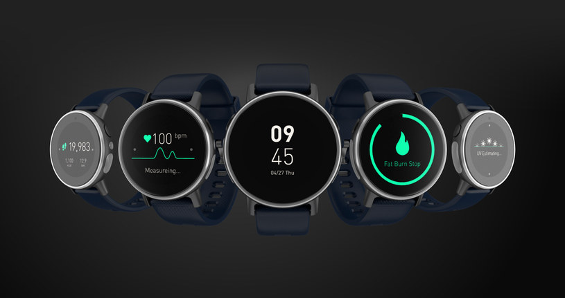 Smartwatche Acer Leap Ware /materiały prasowe