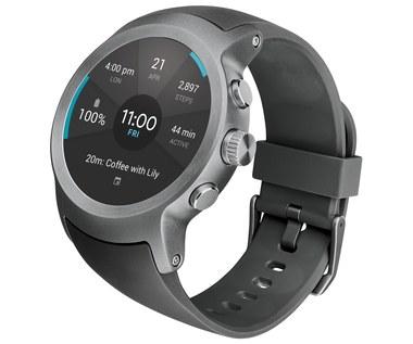Smartwatche LG wykorzystają ekran jako głośnik