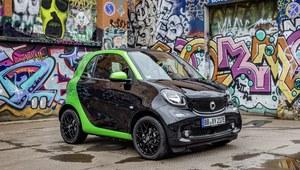 Smarty Electic Drive zadebiutują w Genewie