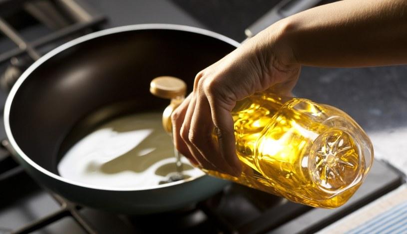 Smaż na właściwym oleju /©123RF/PICSEL