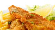 Smażone ryby gorsze niż frytki i hamburgery