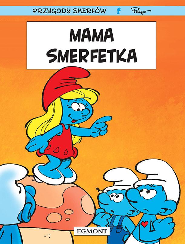 Smerfy Komiks. Mama Smerfetka, tom 28 /INTERIA.PL/materiały prasowe