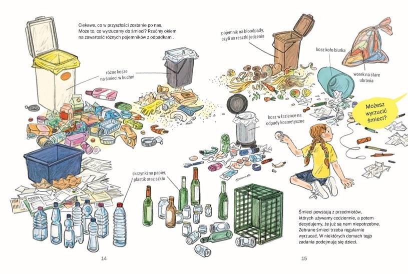 Śmieci produkujemy coraz wiecej /materiały prasowe