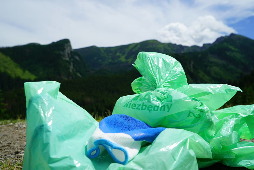 """""""Śmieci w górach jest radykalnie mniej, dlatego w tym roku stawiamy na edukację"""" /materiały prasowe"""