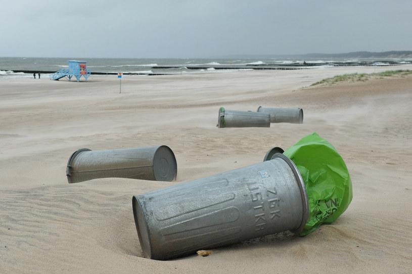 Śmiecisz na plaży i w lesie? Za karę posprzątasz /Fot. Gerard/REPORTER /Agencja SE/East News