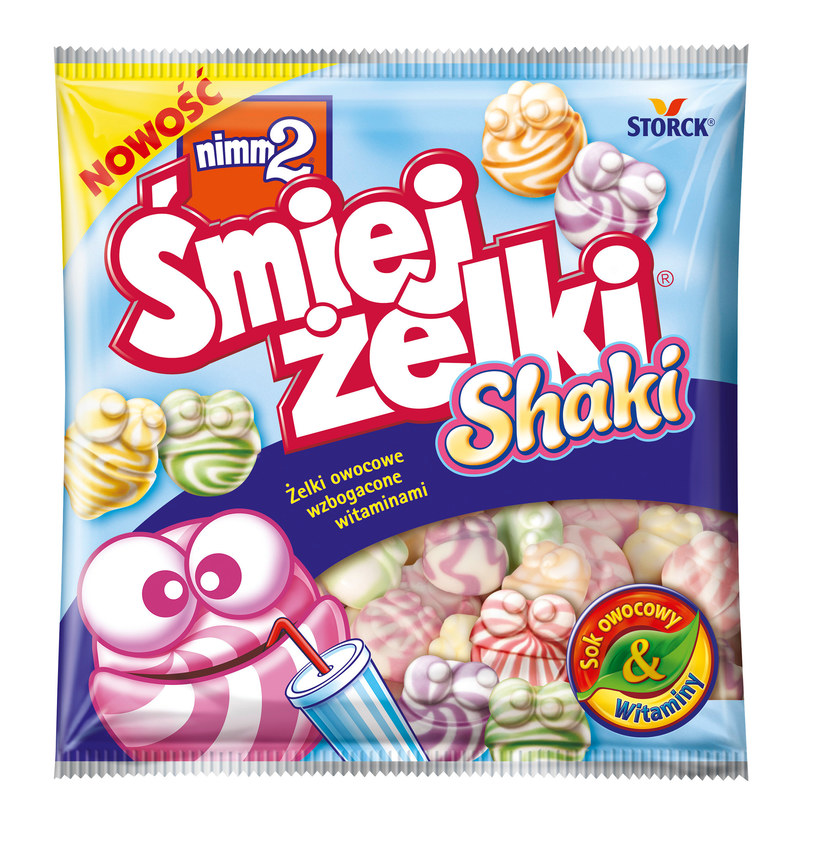 Śmiejżelki Shaki /materiały prasowe